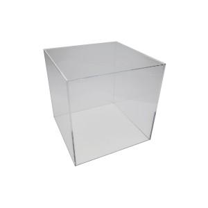 "Acrylic U Shape Cube 12""x12""x12"""