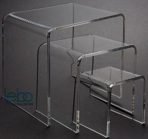 Acrylic Riser Set Of 3 . 3