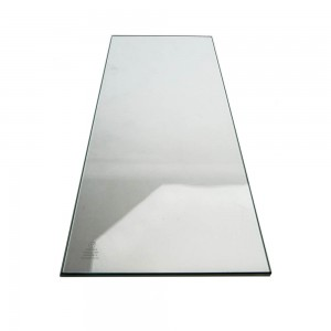 "Tempered Glass Shelf 10"" x 48"""