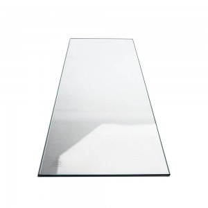 "12""x36"" Tempered Glass Square"