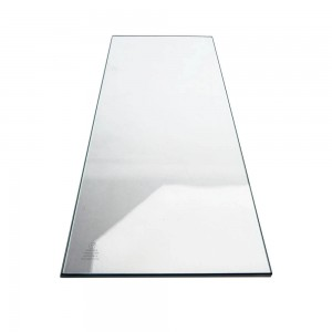 "12"" x 48"" Tempered Glass Shelf"