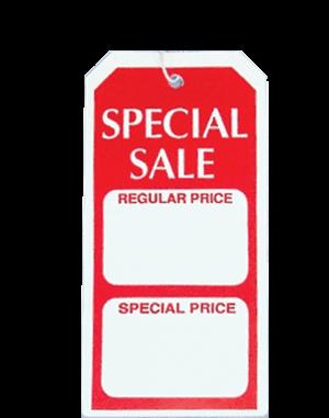 "special tag 4 3/4"""