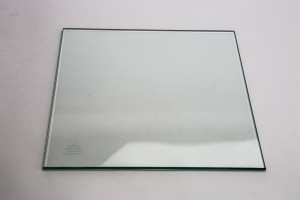 "14"" Tempered Glass Square 2"