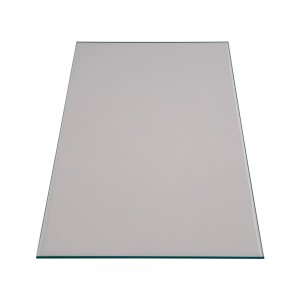 "14""x36"" Tempered Glass Rectangle"