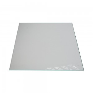 "16""x16"" Tempered Glass Square"