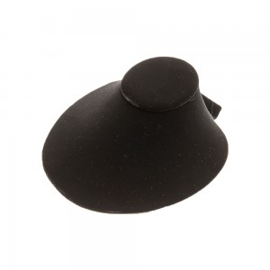 Black Velvet Necklace Display