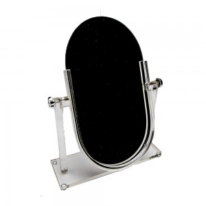 "Counter Mirror Adjustable  Size: 14 1/4"" x 19 1/2"" H"
