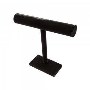 Black Velvet T-Bar Display 12""