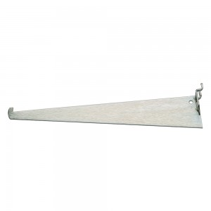 Metal Pegboard Bracket 8""