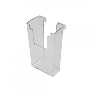 Assorted Acrylic Gridwall Literature Holders