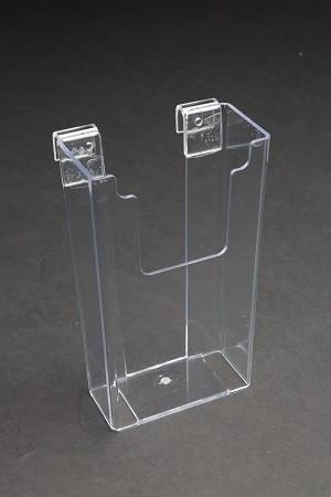 "Acrylic Gridwall Stylized Brochure Holder 8"": 3111E"