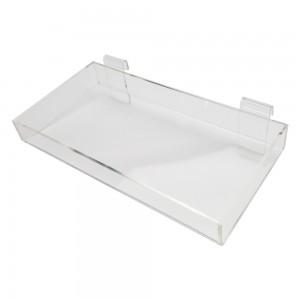 "Acrylic Gridwall Tray 16"""