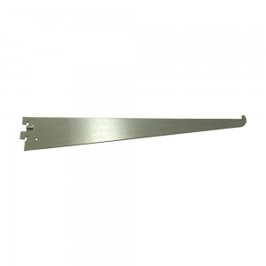 Metal Universal Standard Shelf Bracket 14""