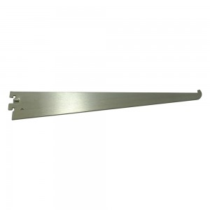 Metal Universal Standard Shelf Bracket 16""