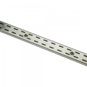 Metal Double Slotted Standard Universal 8'