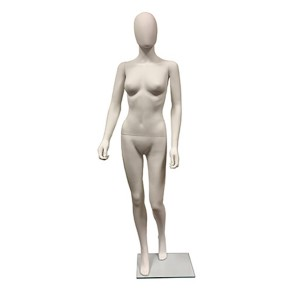 Female Plastic Open Leg Mannequin