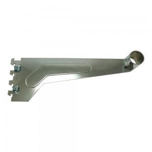 "Metal Universal Standard Bracket For Hangrail Screw Tightener 12"""