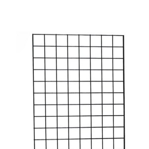 All 2 Ft Wide Black Gridwall Panels Starting At