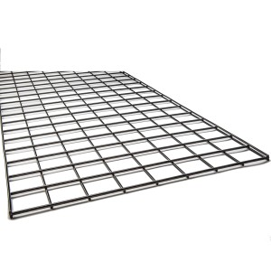 Grid wall 2' x 5' Black: BLK25