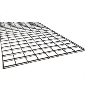 Grid wall 2' x 6' Black: BLK26