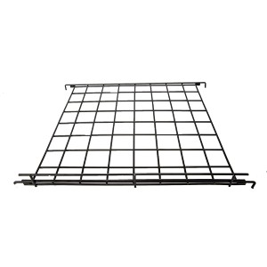 "Grid Shelf 24"" x 24"" Black: BLKS-95"