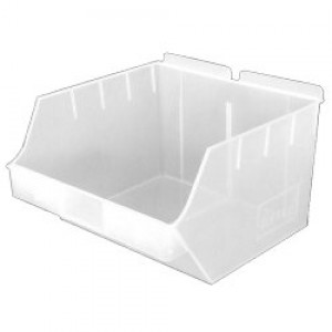 "Slatwall Box 4 1/2"" x 5 1/2"" x 3 1/2"" Big Clear: BOX1-CL"
