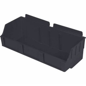 "Slatwall Box 4 1/2"" x 11 1/2"" x 3 1/2"" Wide Black: BOX2-BK"
