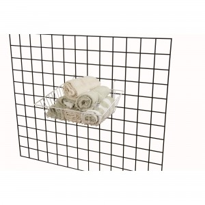 Grid, Slatwall Pegboard Sloping Basket  3