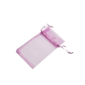Organza Drawstring Pouches Wrap Lavender
