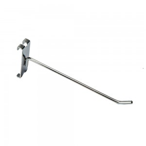 "Grid Hook 8"" Chrome: GW-H8"
