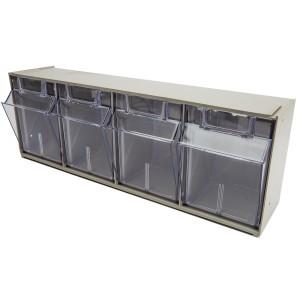 Bin Tilt Storage 5 Bin: HSB05TOB (