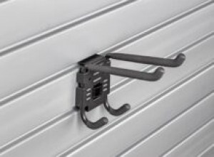 Double Utility Hook with Lock