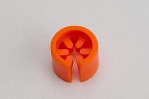 Mini Colored Markers Orange