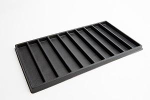 Plastic Tray Inserts 10 Compartment