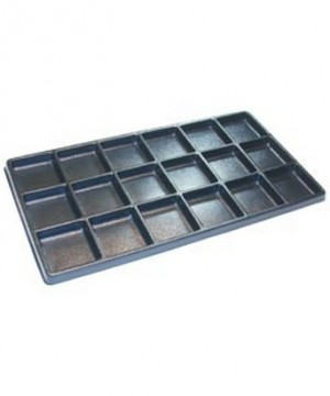 Plastic Tray Inserts 18 Compartment