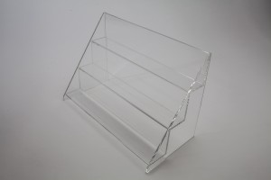 Reversible 3 Tier Acrylic Counter Display