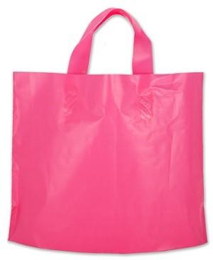 Bag 16 x 15 x 4 Hot Pink