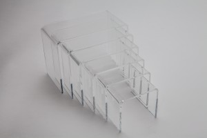 Acrylic Riser Set Of 6