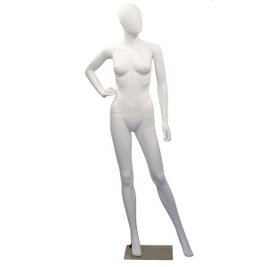 High Gloss Female Mannequin