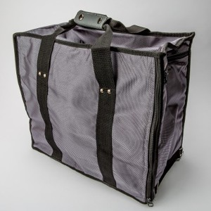 Nylon Carry Case Dark Grey