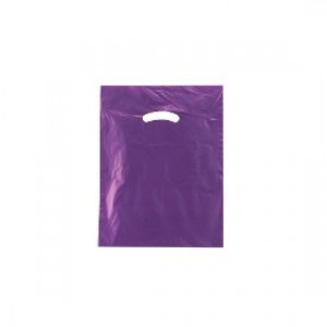 "Bag 9"" x 12"" Purple"