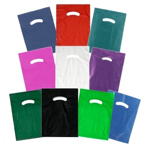 "Bags 15"" x 18"" x 4"" Pack of 500 Multiple Colors Available"