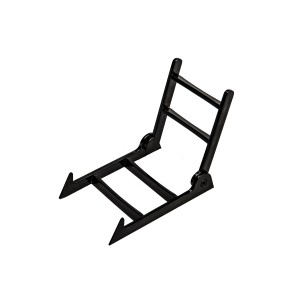 Easel Black Adjustable 3.5x3.25x5