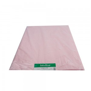 Tissue Paper 480 Sheets Light Pink