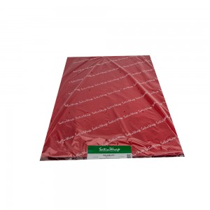 Tissue Paper 480 Sheets Scarlet Red