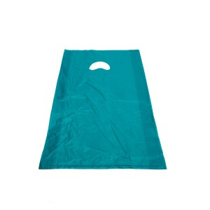 "Bags 12"" x 18"" x 3"" Teal"