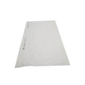 BAGS 13X21X3 WHITE 500 PER BOX