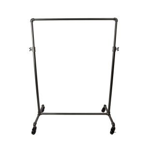 Pipeline Rolling Rack Single Bar Rack
