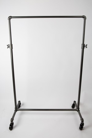 Pipeline Rolling Rack Single Bar Rack 2