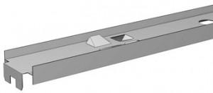 Splicer Rail 4' Plt